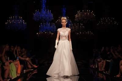 Vestidos de noiva de Geraldo Couto: releitura do luxo e sofisticação da Rússia antiga