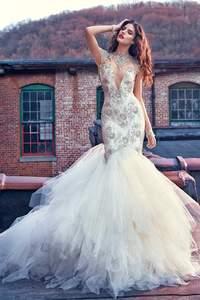 Los 100 vestidos de novia más hermosos y encantadores para el 2016