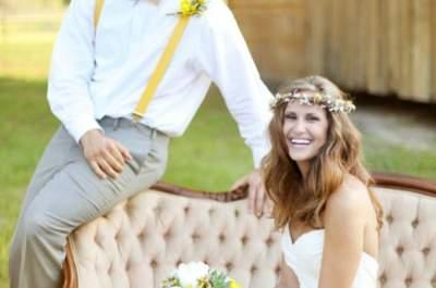 Doppelt hält besser: Gemeinsamkeiten von Brautpaaren