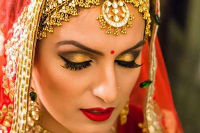 Bridal Eye-Cosmetics 2017: Let Your Eyes Do All the Talking!