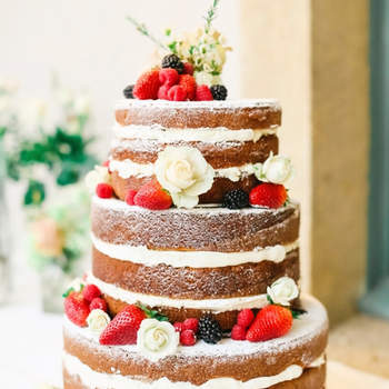 The Naked Cake - A wedding trend that is here to stay!