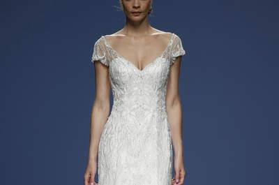 Unsere Favoriten aus der Brautkleider-Kollektion von Justin Alexander 2016: Innovativ und extravagant zum Traualtar!