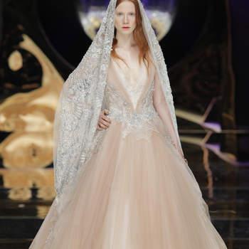 Suknie ślubne w kolorze 2017! Modele, na które na pewno się skusisz.