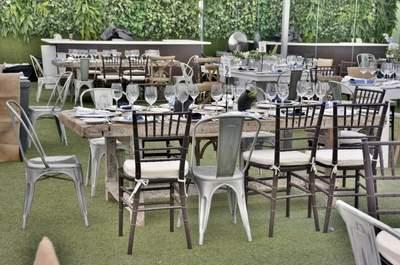 Los 8 mejores jardines para boda en México DF: Tu boda con encanto al natural