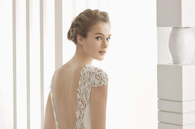 Preciosos recogidos y chongos para novia 2017: ¡Sé la más elegante!
