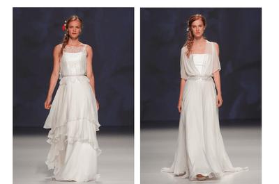 Vestidos de novia para hacerte soñar: Victorio & Lucchino 2015