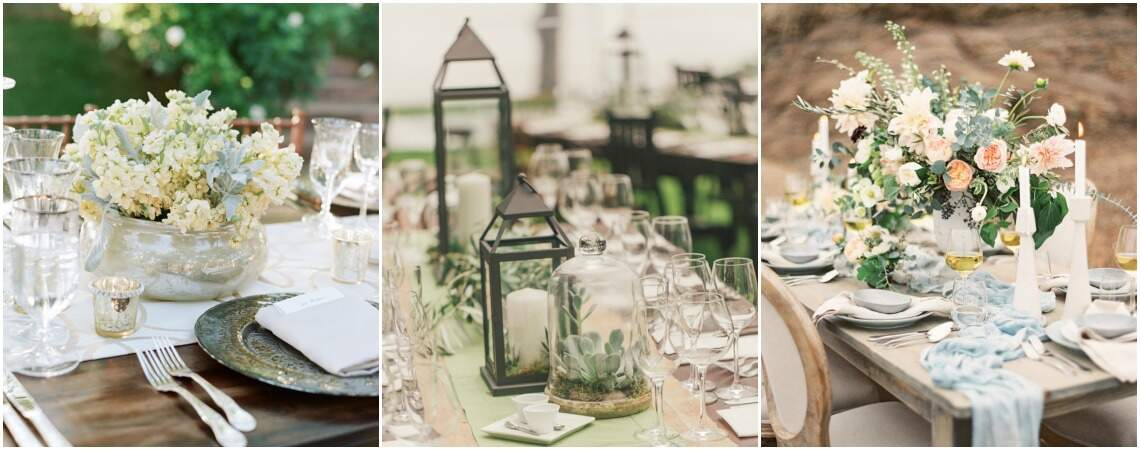 50 Impressive Wedding Table Centerpieces You've Got to See