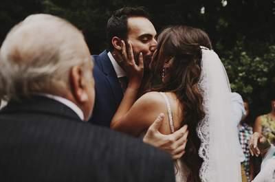 Las 50 fotos de recién casados más lindas que NO puedes perder de vista