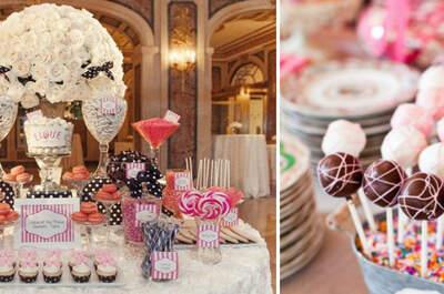 Candybar: la nueva tendencia en catering para bodas