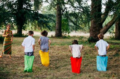 6 idées déco pour la table des enfants à votre mariage