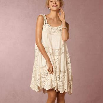 40 vestidos de novia low cost 2017. ¡Los querrás a toda costa!