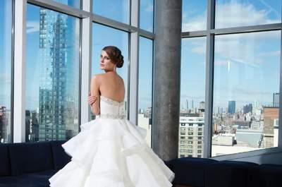 Brautkleider von Justin Alexander Signature Kollektion 2014