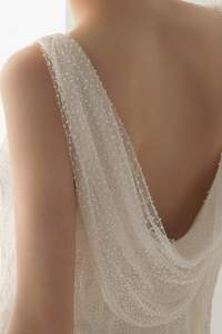 Más de 20 vestidos de novia escotes en la espalda 2015