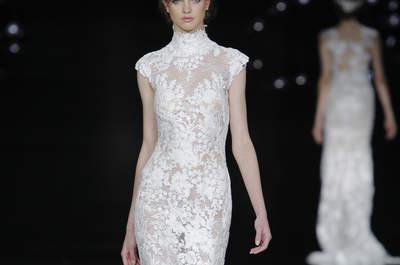 Diferentes decotes de vestido de noiva: descubra qual deles mais favorece o seu corpo!