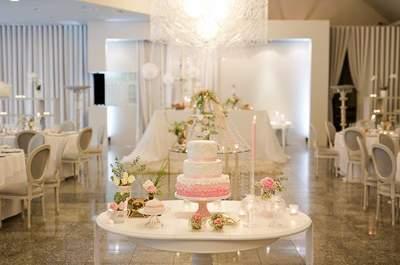 Candy Bar! As mesas de doces mais originais para o seu casamento. Ceda à tentação.