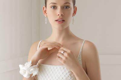 Suknie ślubne dla kobiet o małych piersiach. Koniecznie zobacz nasze propozycje!