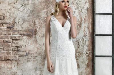 Los aspectos clave para acertar con tu vestido de novia: exclusividad, originalidad y calidad