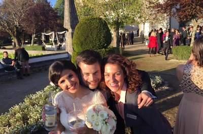 Nidia e Phil: eles conseguiram o seu casamento de sonho graças à ajuda da sua wedding planner!