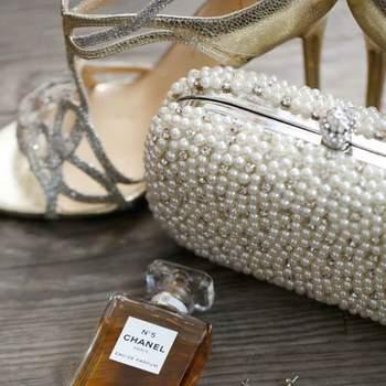 Bijoux de mariée avec des perles 2017 : classe et tradition au rendez-vous
