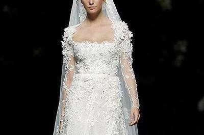 Vestidos de noiva Elie Saab para Pronovias 2013