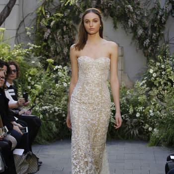 Suknie ślubne dla kobiet z małymi piersiami 2017! 45 wzorów, kórych nie możesz przegapić!