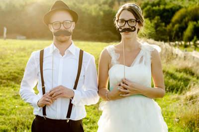 Ideas vintage 2016 para tu matrimonio, una opción repleta de elegancia