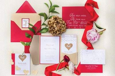 2017 Wedding Invitations: Invite Your Guests in Style!