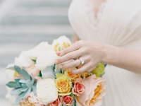 Maak jouw look compleet met een prachtig bruidsboeket!