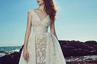 Свадебные платья Zuhair Murad 2017. Неповторимые образы!