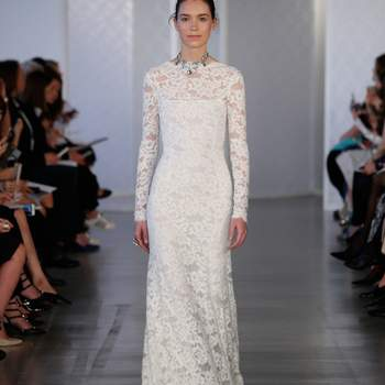Vestidos de noiva Oscar de la Renta 2017: você vai querer todos eles!