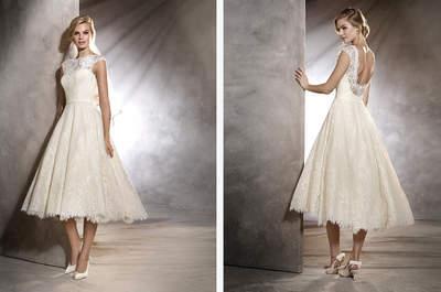20 robes de mariée Pronovias que vous voudrez pour votre mariage !