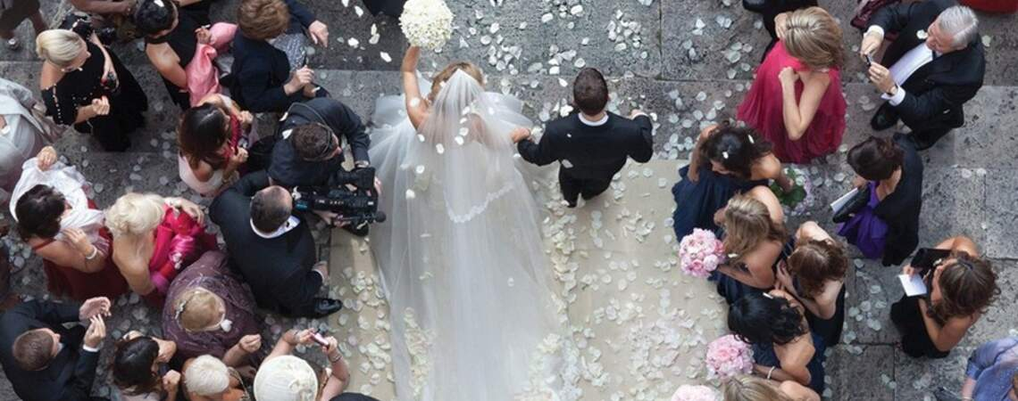 Wedding Photography Like You´ve Never Seen: with a drone!
