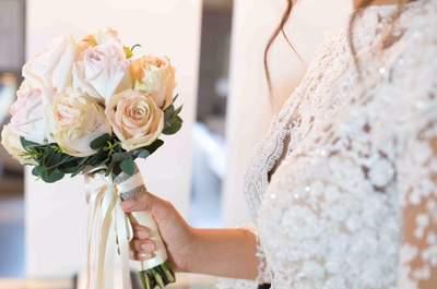"""""""Amour, pureté et passion"""", la rose, fleur phare des mariages sous toutes ses coutures par Karine Bruel de Jardin d'Arums"""