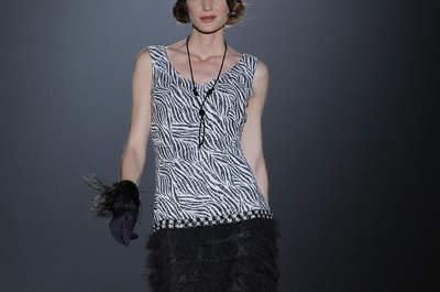 Colección de vestidos de fiesta Sonia Peña 2014