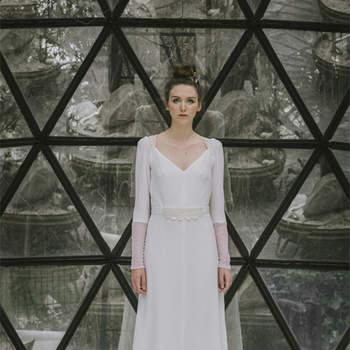 Vestidos de novia para boda civil 2017, ¡40 diseños que no querrás dejar escapar!