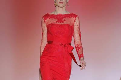 Colección de vestidos de novia y fiesta Cabotine 2014