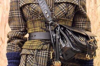 Los increíbles accesorios de la Milan Fashion Week otoño-invierno 2016-2017