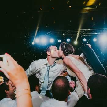 50 besos que tu fotógrafo debe registrar en el día de tu matrimonio