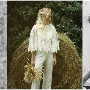 55 Brautkleider von Designern, die Sie bestimmt noch nicht kennen! Lassen Sie sich inspirieren!