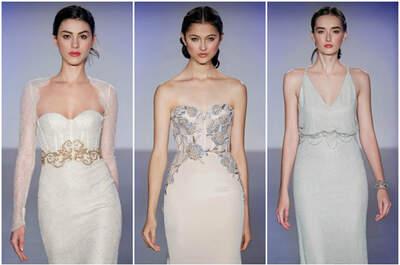 Lazaro Wedding Dress Collection Spring 2015