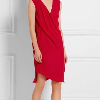 Vestidos de fiesta rojos 2017: ¡El color de la pasión con todo!