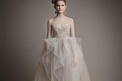Ersa Atelier 2015: Te aseguramos que jamás habías visto vestidos de novia tan hermosos