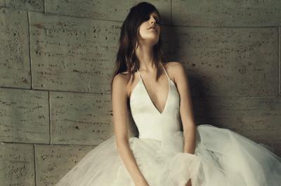 Vera Wang Bridal Collection Spring/Summer 2015