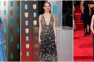 Die schönsten Kleider der BAFTA Awards 2017 - 20 Styles, die Sie sehen müssen