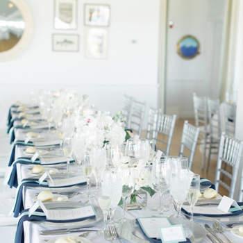 40 ideas para tener un matrimonio al estilo marinero. ¡Te vas a sorprender!