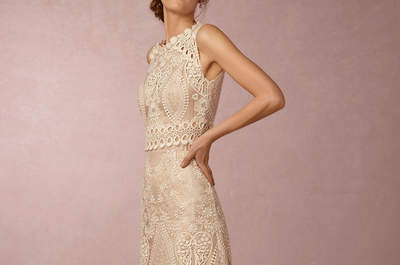Vestidos de novia económicos 2017: Cuando la calidad no está peleada con el precio