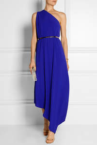 Vestidos de fiesta azules 2016