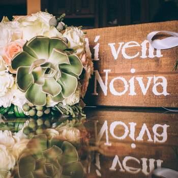 Decoração rústica para casamentos 2017. Um toque muito pessoal!