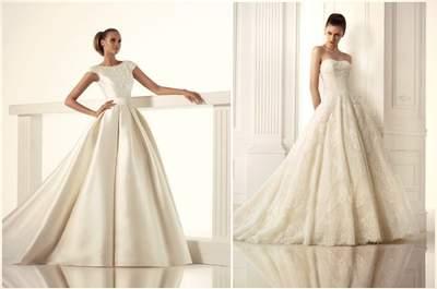 Hochzeit wie eine Prinzessin: Brautkleider von Pronovias 2015