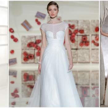 40 A-line Wedding Dresses for 2017: A Classic Look for Every Bride